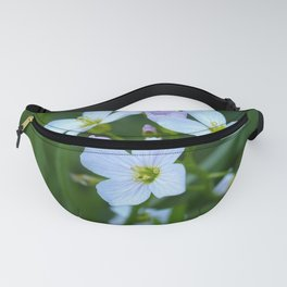Cuckoo Flower (Cardamine pratensis) Fanny Pack