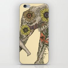 LET'S GO HOME iPhone & iPod Skin