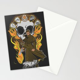 First Storm Stationery Cards