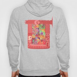 4th and a Half Dimension Hoody