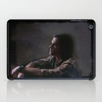 sam smith iPad Cases featuring Sam by LindaMarieAnson