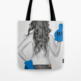 Attitude with Class Tote Bag