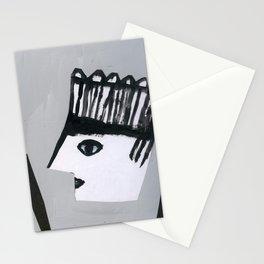 Strange groove Stationery Cards
