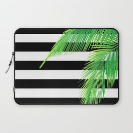 Simply Tropical Stripes Laptop Sleeve