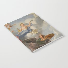Classical Figures Notebook