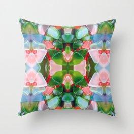 Sea Glass 8 Throw Pillow