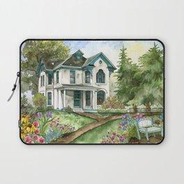 Garden House Laptop Sleeve