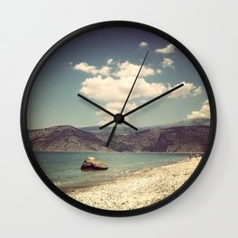 seaside2 Wall Clock
