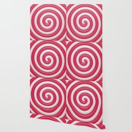 Pink Lollipop Wallpaper