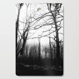 Desolate Cutting Board