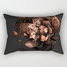 Slow Growth Rectangular Pillow