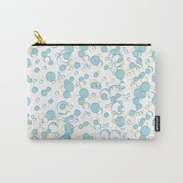 Double bubble Carry-All Pouch