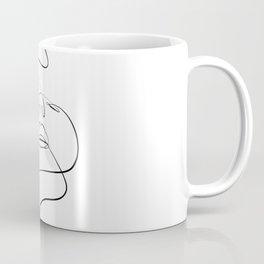 Face of passion Coffee Mug
