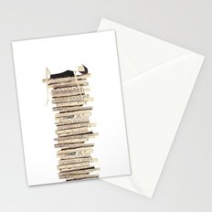 princess and the pea Stationery Cards
