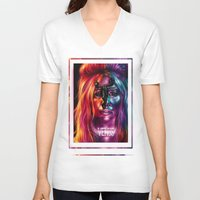 venus V-neck T-shirts featuring VENUS by Denda Reloaded
