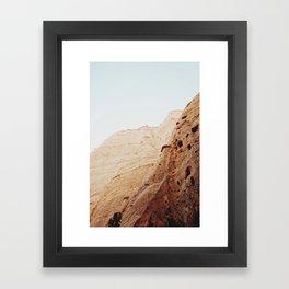 new mexico 2 Framed Art Print