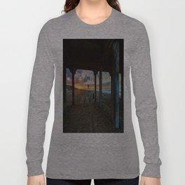 December Morn ~ Surf City Long Sleeve T-shirt