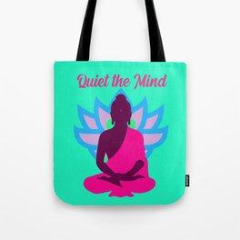 Quiet the Mind Tote Bag
