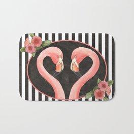 Flamingo Amore 2 Bath Mat