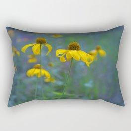 Rainy Day Sunshine Rectangular Pillow