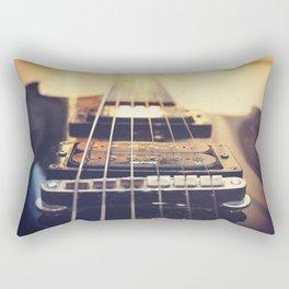 Strings Attached Rectangular Pillow