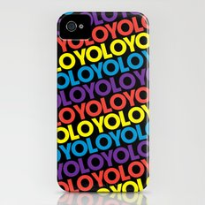 YOLO iPhone (4, 4s) Slim Case
