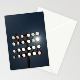 Beneath Friday Night Lights Stationery Cards