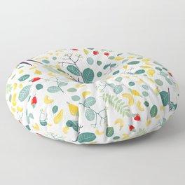 Cashew Nuts Pattern (Version 1) Floor Pillow
