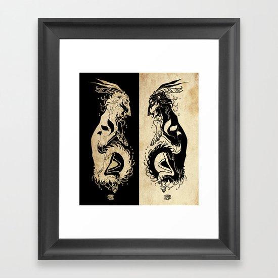 Fever Dream Framed Art Print