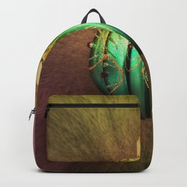Hanging Around For Christmas Backpack