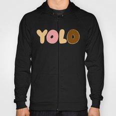YOLO Donuts Hoody