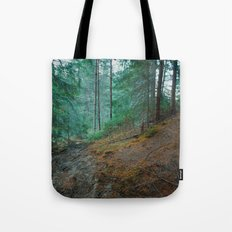 into the woods 04 Tote Bag