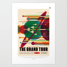 The Grand Tour Kunstdrucke