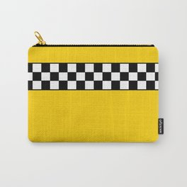 NY Taxi Cab Cosplay Carry-All Pouch
