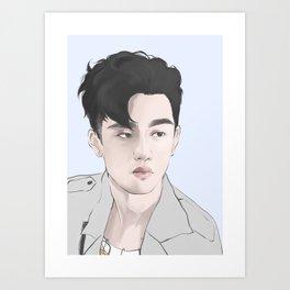 EXO DO Art Print