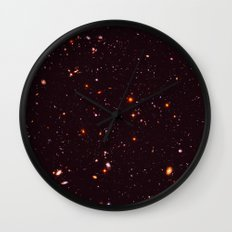 Vastness Of Space Wall Clock