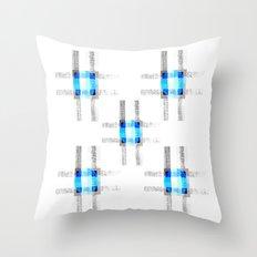 JMerréll 4 Throw Pillow