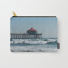 Huntington Beach Life Carry-All Pouch