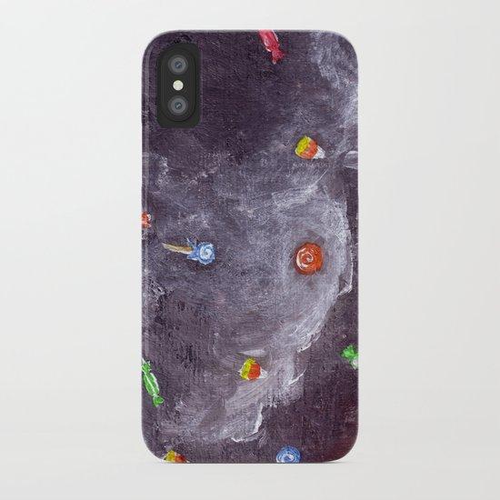 Candy Rain iPhone Case