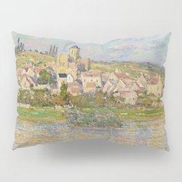 Vetheuil by Claude Monet Pillow Sham