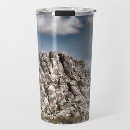 Rock Pile - Painterly Travel Mug