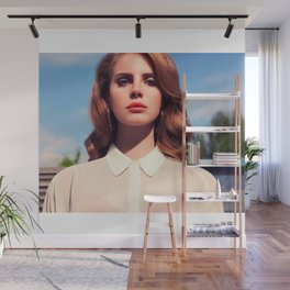 BORN TO DIE. Wall Mural