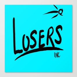 Losers Inc. III Canvas Print
