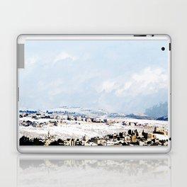 Snowy view Laptop & iPad Skin