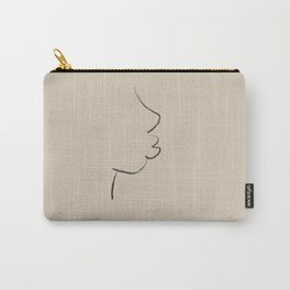 Our Features Minimal Illustration Carry-All Pouch