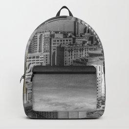 Baltimore Landscape - Bromo Seltzer Arts Tower Backpack