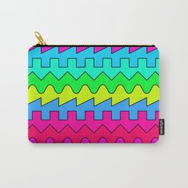 Waves // Color Carry-All Pouch