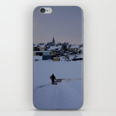 Heading Home iPhone & iPod Skin