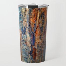Bark Texture 17 Travel Mug