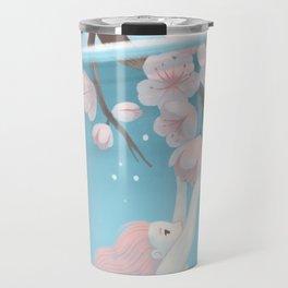 sakura Travel Mug